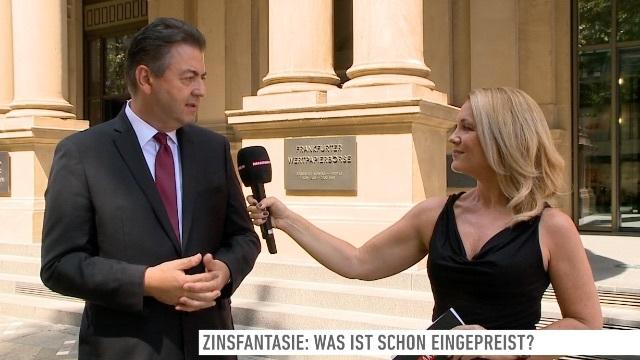 """Markt-Experte Halver: """"Der Markt erwartet, dass Draghi seiner Nachfolgerin den Boden bereitet"""""""