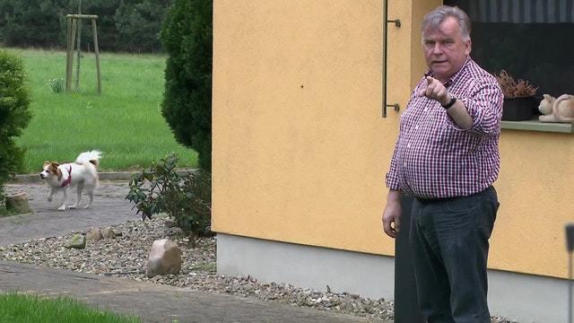 Zieht Ex-Minister Günther Krause nun doch aus?