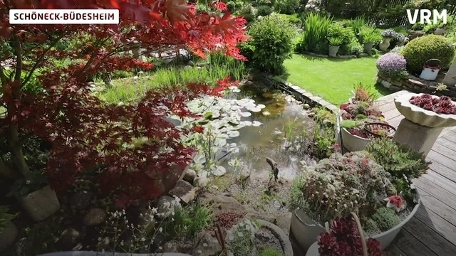 Offene Gartenpforte in Hessen