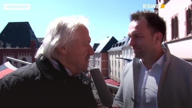 Doppelpack mit Eintracht-Legende Dragoslav Stepanovic