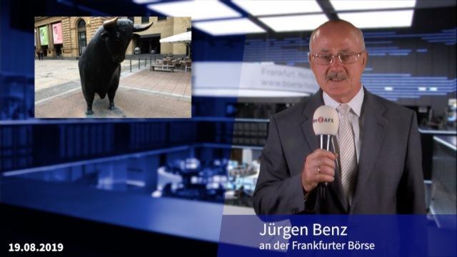 Börse: Bullen zum Wochenauftakt in der Oberhand