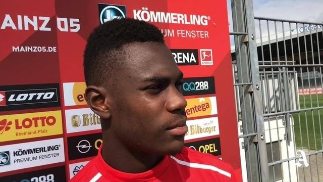 Moussa Niakhaté im Interview