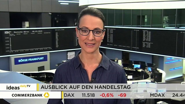 DAX: Konjunktursorgen drücken auf die Stimmung!