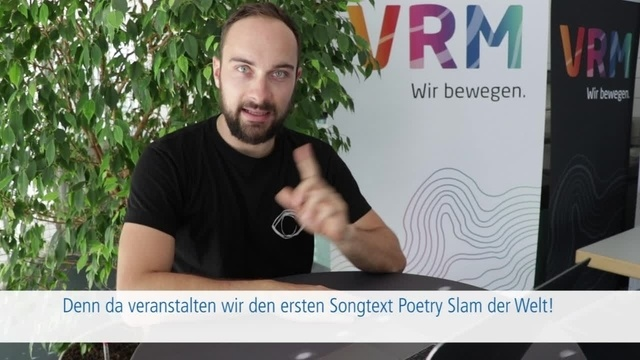 Songtext Poetry Slam