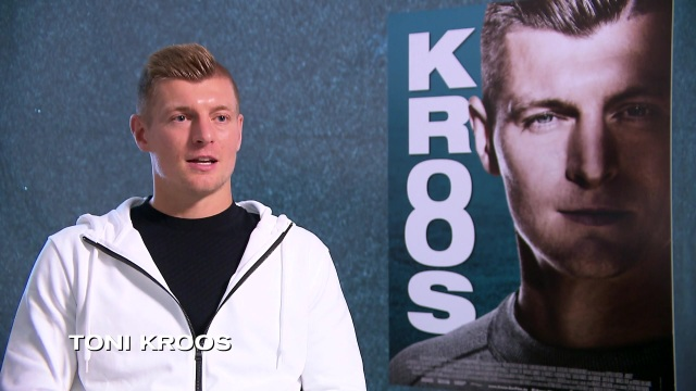 Making of: Kroos