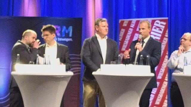 OB-Wahl in Wiesbaden: Wahl-Forum