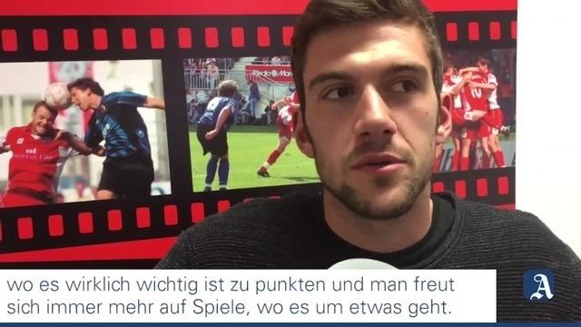 Mainz 05-Kapitän Stefan Bell im Interview