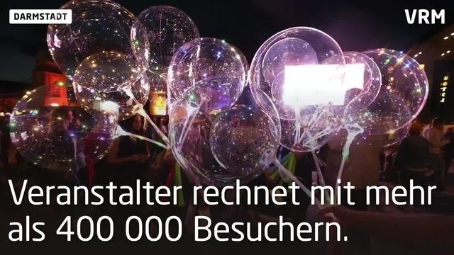Darmstadt feiert das Schlossgrabenfest
