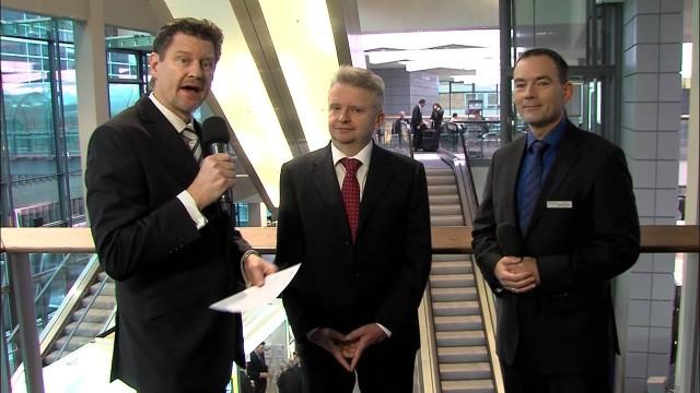 Thomas Hupp & Dimitri Speck: Saisonale Handelsstrategien im Fokus - auf dem Fondskongress Mannheim