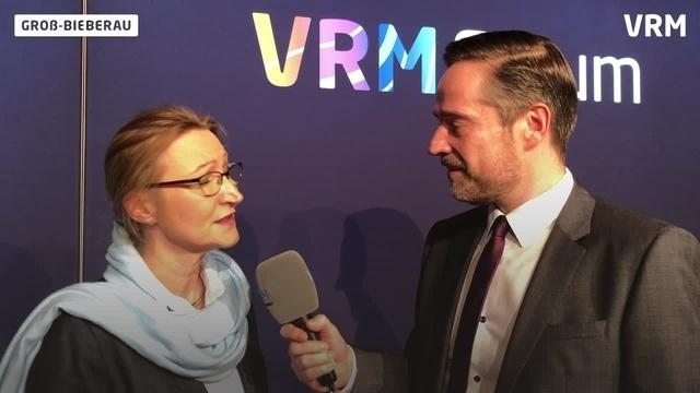 VRM Forum zur Bürgermeisterwahl in Groß-Bieberau