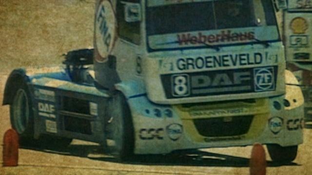 Trucker-Rennen auf dem Nürburgring