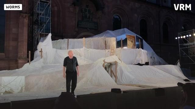 Nibelungen-Festspiele: Interview mit Boris Aljinovic
