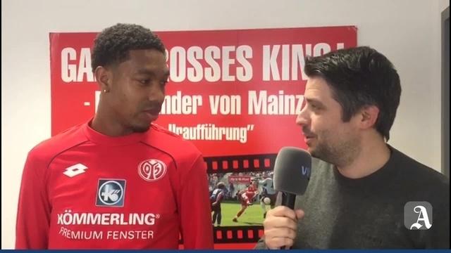 Vor dem Bayern-Spiel: Interview mit Jean-Paul Boëtius