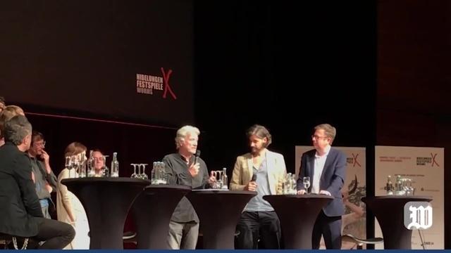 Ensemble der Nibelungen-Festspiele in Worms stellt sich vor