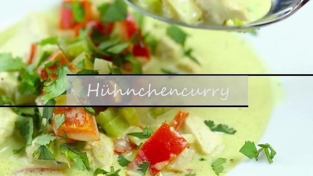 Hühnchencurry