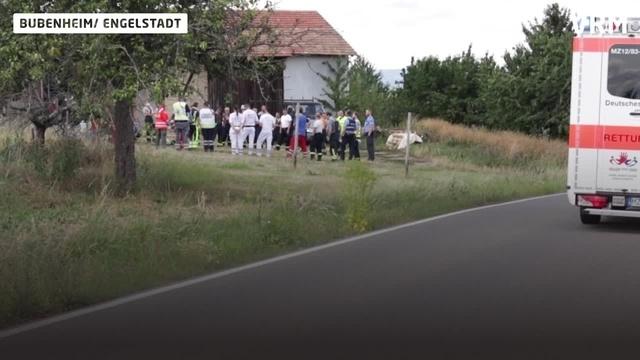 Bubenheim: Radfahrer sterben bei Unfall