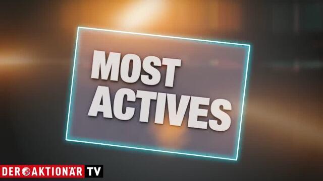 Most Actives: Aurubis, 1&1 Drillisch und Nel