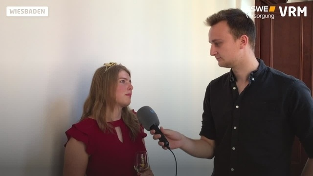 Weinwoche: Weinkönigin Katharina Bausch im Interview