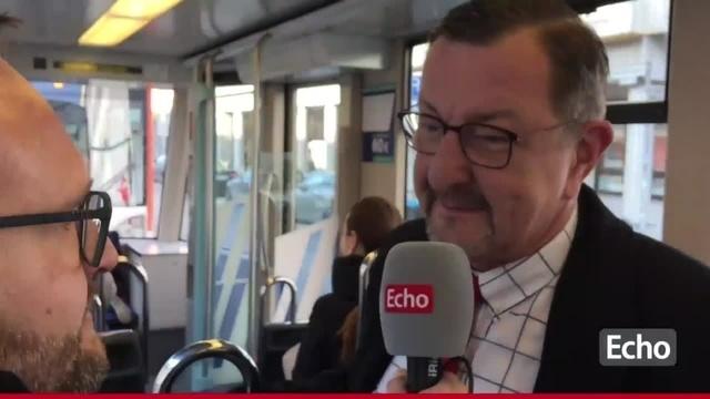Straßenbahn-Interview zur Darmstädter OB-Wahl mit Michael Siebel (SPD)