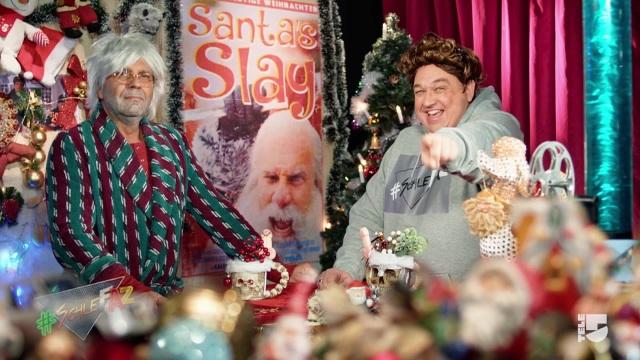 Trailer: SchleFaZ: Santa's Slay - Freitag um 22:00 Uhr