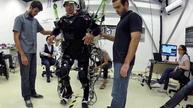 Die Mensch-Maschinen