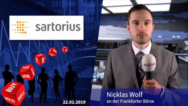 Analyser to go: Zu viel des Guten - Berenberg stuft Sartorius auf Verkaufen ab