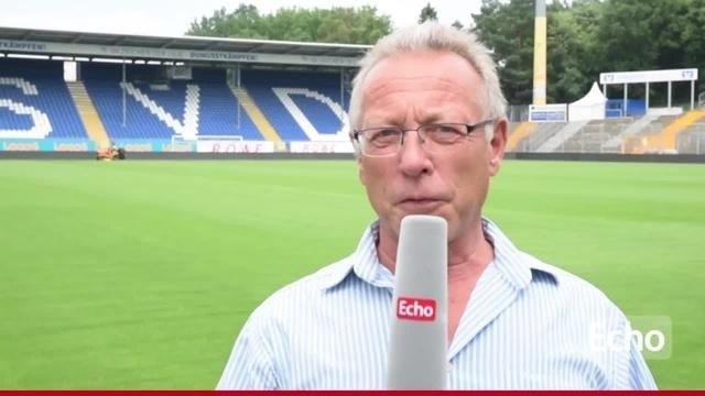 Jens Wannemacher zum Spiel gegen den 1. FC Kaiserslautern