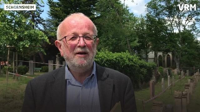 Konflikt um jüdische Friedhofsmauer