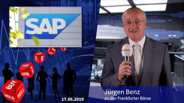 Analyser to go: Weitere Kaufempfehlung für SAP-Aktie