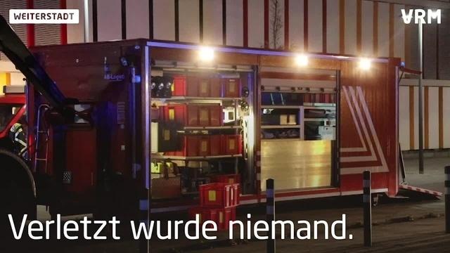 Weiterstadt: Öltank im Loop 5 gerissen
