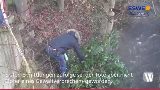 Taunusstein: 63-Jähriger an einem Bach tot aufgefunden