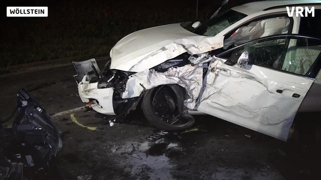 Wöllstein: Busfahrer verursacht Unfall mit drei Autos