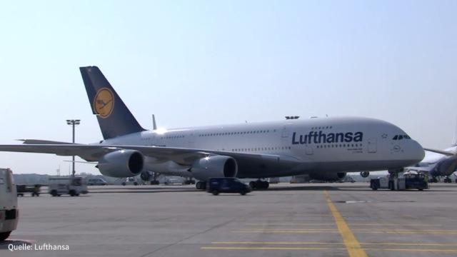 Lufthansa enttäuscht mit schwachen Vorab-Zahlen