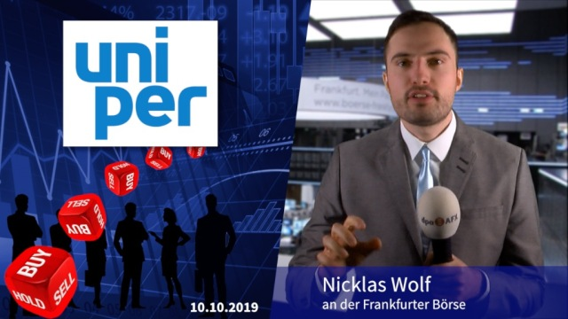 Analyser to go: UBS drückt bei Uniper auf Pause