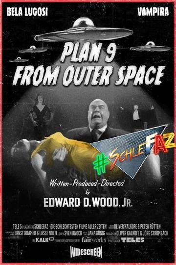 SchleFaZ: Plan 9 aus dem Weltall