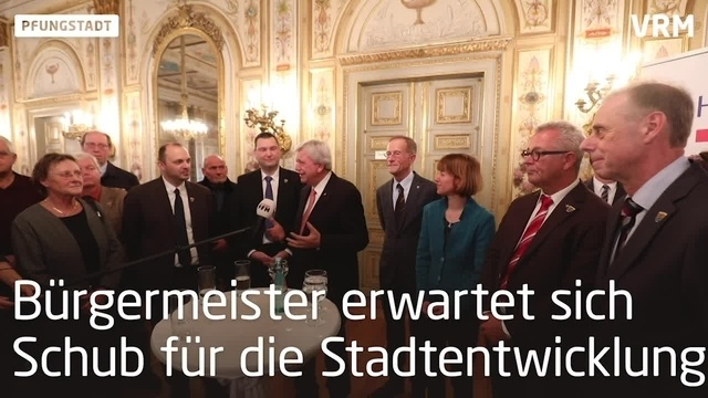 Pfungstadt wird Hessentagstadt
