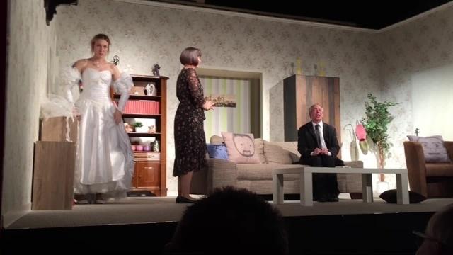 Gerry Jansen Theater: Premiere der neuen Komödie