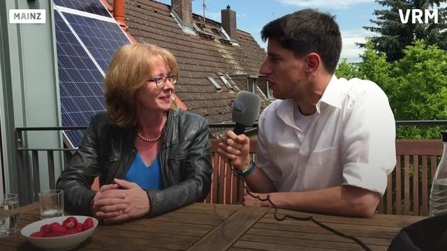 OB-Kandidatin Tabea Rößner (Grüne) im Interview