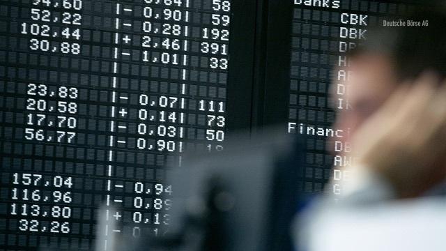 Aktien auch wenn die Kurse fallen? So ticken Deutschlands Aktionäre