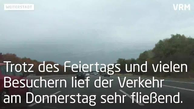 Allerheiligen: Verkehrschaos in Weiterstadt bleibt aus