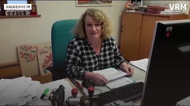 Nackenheims Ortsbürgermeisterin im Gespräch