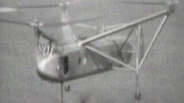 Die Geschichte des Hubschraubers