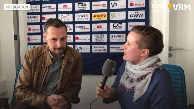 VCW-Clubchef Sascha Mertes im Interview