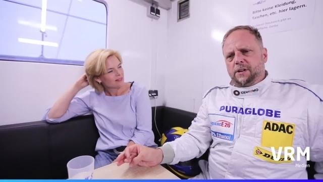 Auf dem Nürburgring mit dem Bio-Porsche