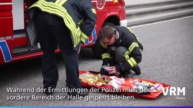 Flörsheim: Buttersäureanschlag vor dem AfD-Parteitag?