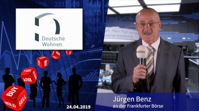 Analyser to go: Nach Mietwucher-Debatte Deutsche Wohnen herabgestuft