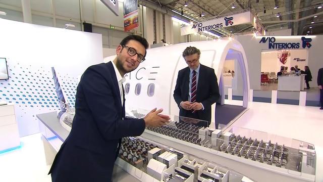 Airbus und die Kabine der Zukunft