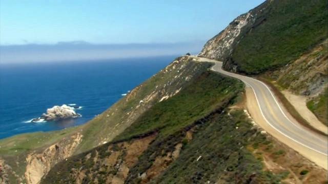 Kalifornien aus der Luft