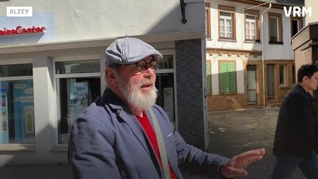 Geschichten aus der St.-Georgen-Straße in Alzey
