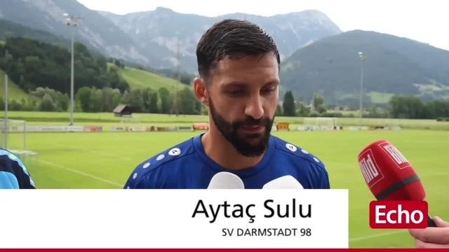Lilien im Trainingslager: Kapitän Sulu blickt optimistisch auf die kommende Saison